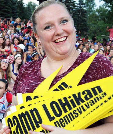 Camp Lohikan Owners, Directors, Key Staff - Brittany Docherty