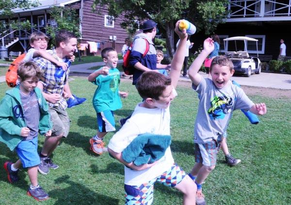Program Features at Camp Lohikan